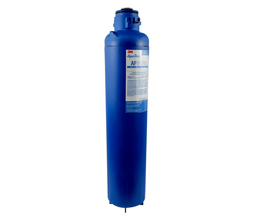 3M Aqua-Pure water softener for well water