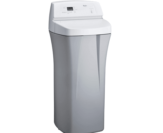 Whirlpool WHES40E best water softener for iron removal